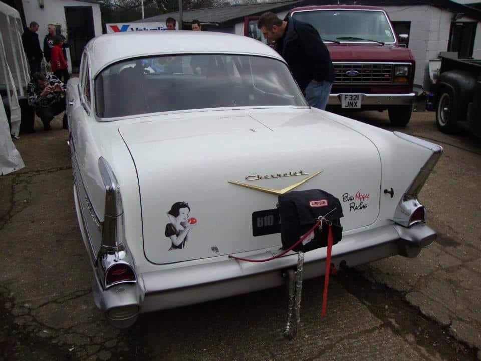 Graham Smith's Street-Legal 1957 Chevrolet