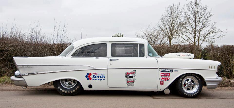 Graham Smith's Street-Legal 1957 Chevrolet