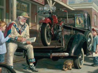 The Artwork of Bob Byerley