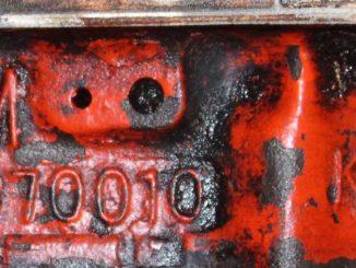 Chevrolet Engine Block Numbers
