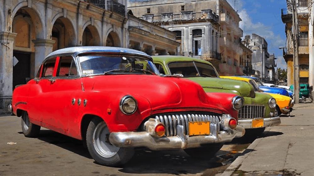 Classic Cars In Cuba Roadkill Customs