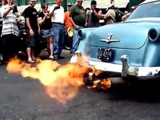 Hot Rod Flame Throwers