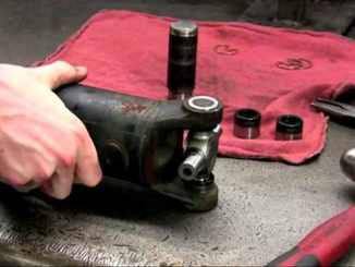 How To Install U-Joints