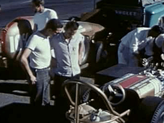Ingenuity in Action 1958 NHRA Hot Rod Film