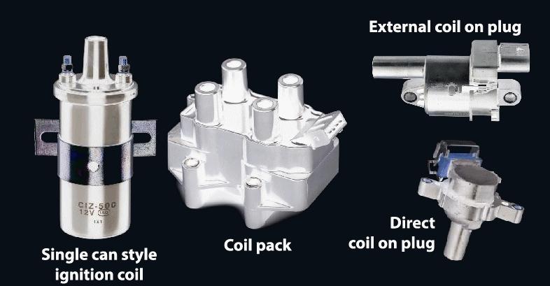 Ingition Coil Types