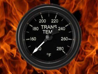 Install Transmission Temperature Gauge