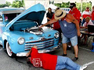 NSRA Vehicle Safety Inspection