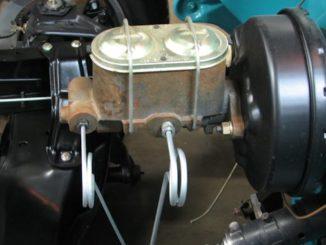 Power Brake Booster Test