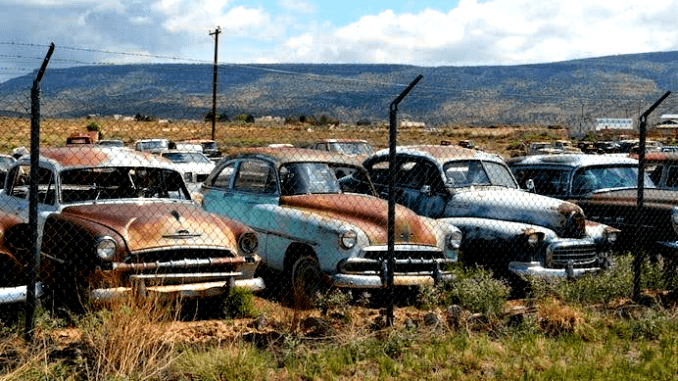 Project Cars and Donor Vehicles
