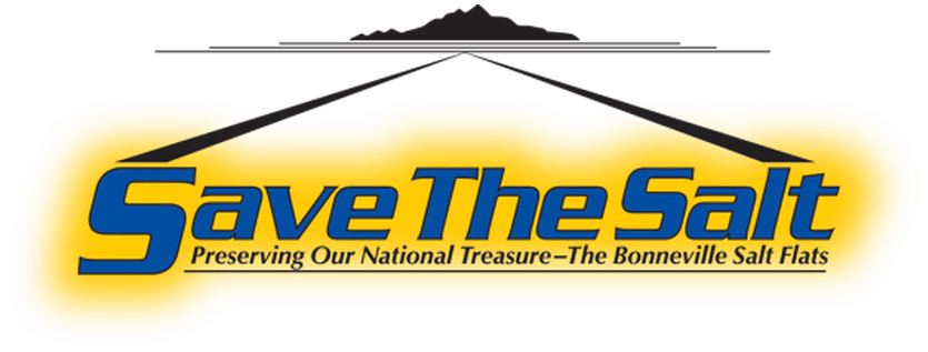 Bonneville Salt Flats - Save the Salt Coalition