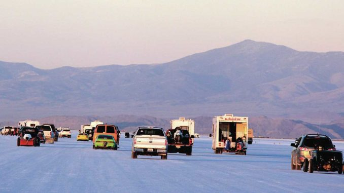 Bonneville Salt Flats - Save the Salt Coalition