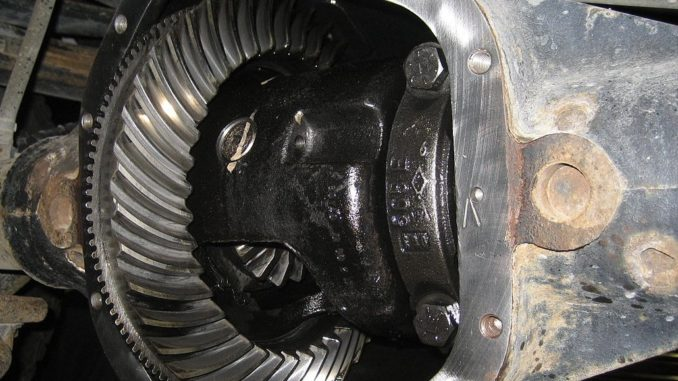 Select Proper Rear-End Differential Gear Ratio
