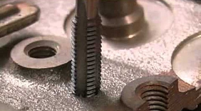 Thread Cutting - Using Taps and Dies