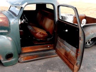 Welcome - Chevrolet 3100 Fitted with Suicide Doors