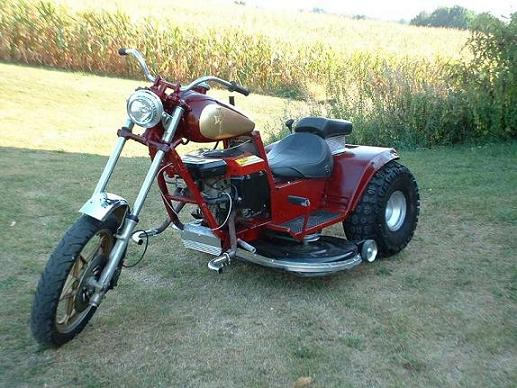 Gary Dougherty's Farmer's Chopper