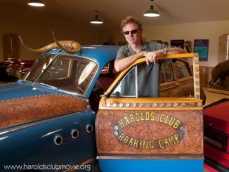 The Harolds Club 1949 Silver Dollar Buick Wagon