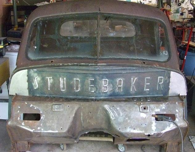 1949 Sudebaker 2R5 Pickup Truck Build 10
