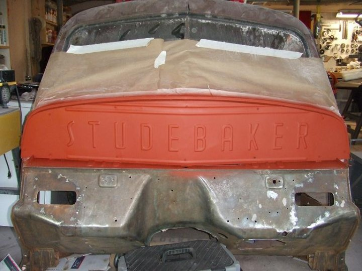 1949 Sudebaker 2R5 Pickup Truck Build 10b