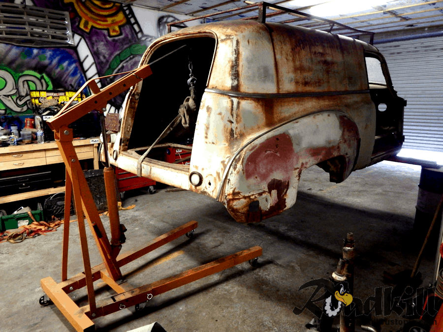 Chassis Body Swaps An Overview Roadkill Customs