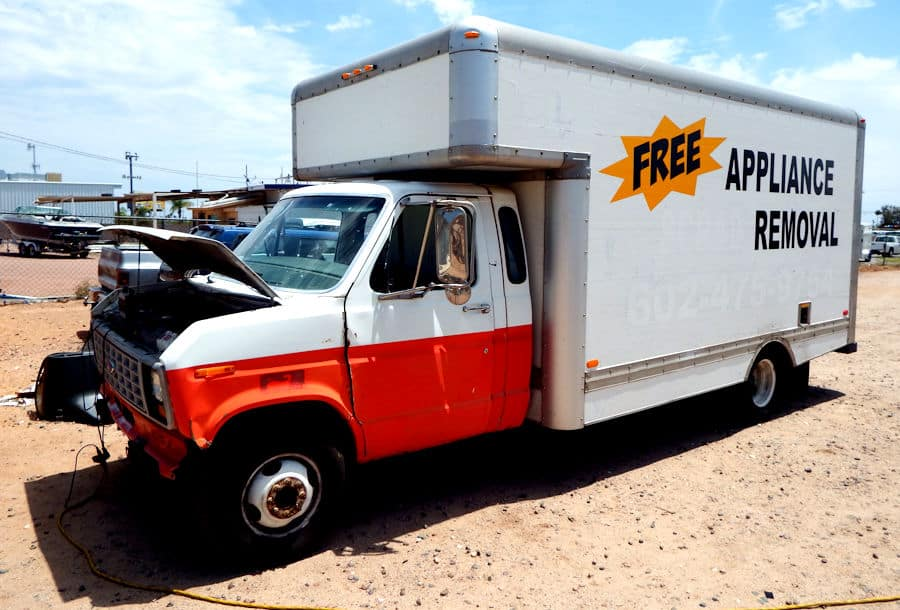 1990 Ford E-350 7.3l Diesel Chassis Donor