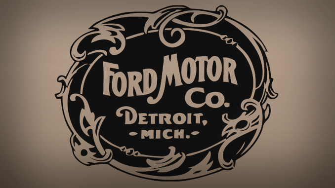 Decoding Ford Motor Company Part Numbers