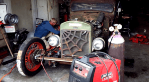 Hot Rod Metal Work and Welding
