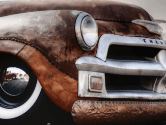Rustarado - 1954 Chevrolet Rat Rod Truck