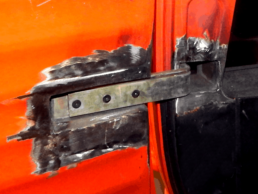 How To Install Suicide Door Hinges Roadkill Customs