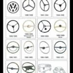 Volkswagen Beetle Steering Wheels
