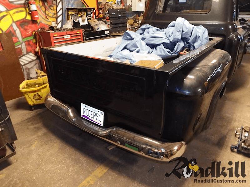 1955 Chevrolet 3100 Tailgate