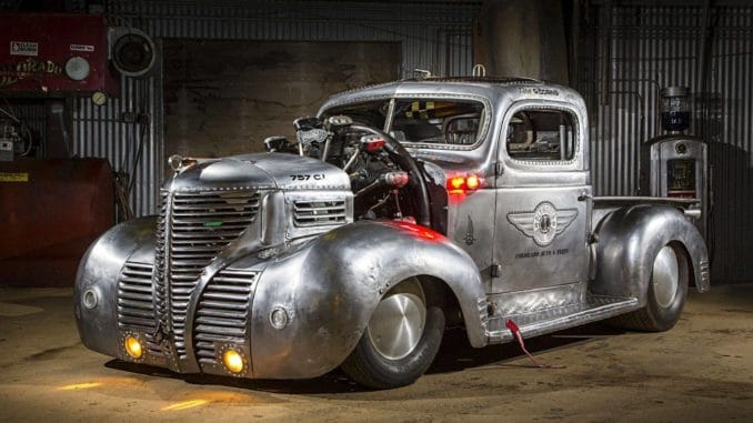 1939 Plymouth Air Radial Truck