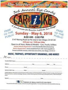 3rd Annual Eye Candy Car show