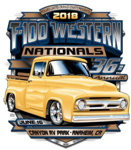 36th F100 Western Nationals @ Canyon RV Park | Yorba Linda | CA | United States