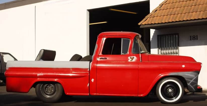 1959 Chevrolet Apache Corner-Carver
