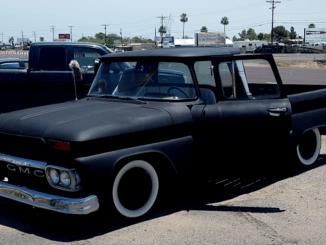1963 GMC B-Body Chassis Swap Conversion