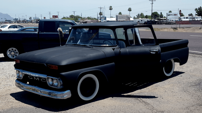 1963 GMC B-Body Chassis Swap Conversion