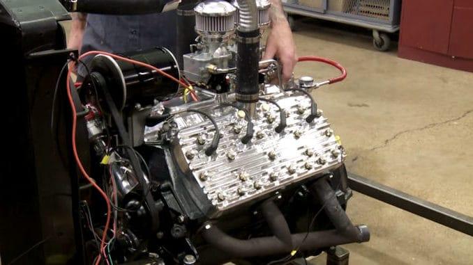 Flathead Ford V8