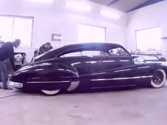 How To Chop a 1947 Buick Sedanette in Two Minutes
