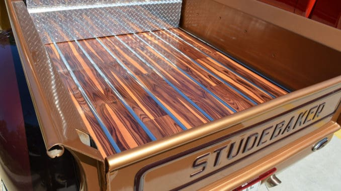 Studebaker Truck Bed ~ Image OnAllCylinders