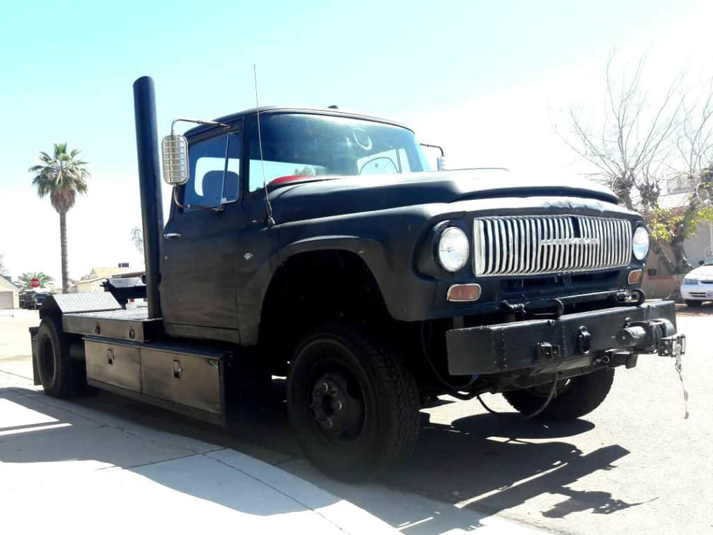 1965 International Harvester D-1100 F-350 Chassis