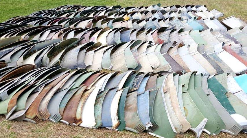 Original Exterior Sun Visors For Sale ~ Chevy, Ford, Mopar, More