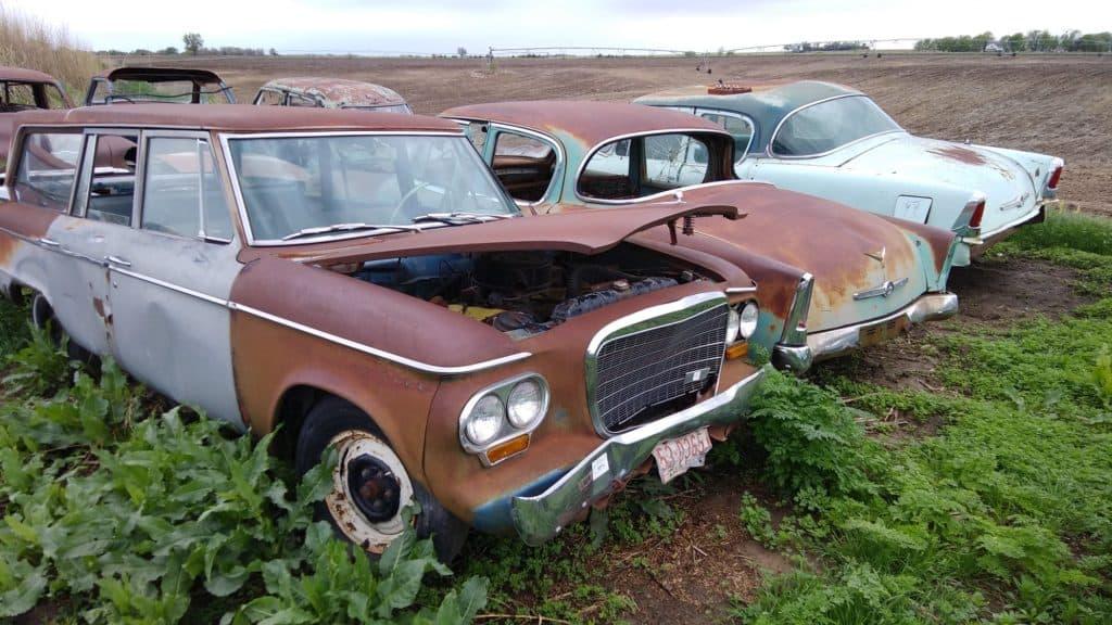 Classic Studebaker Cars, Trucks and Parts For Sale in Harvard, Nebraska