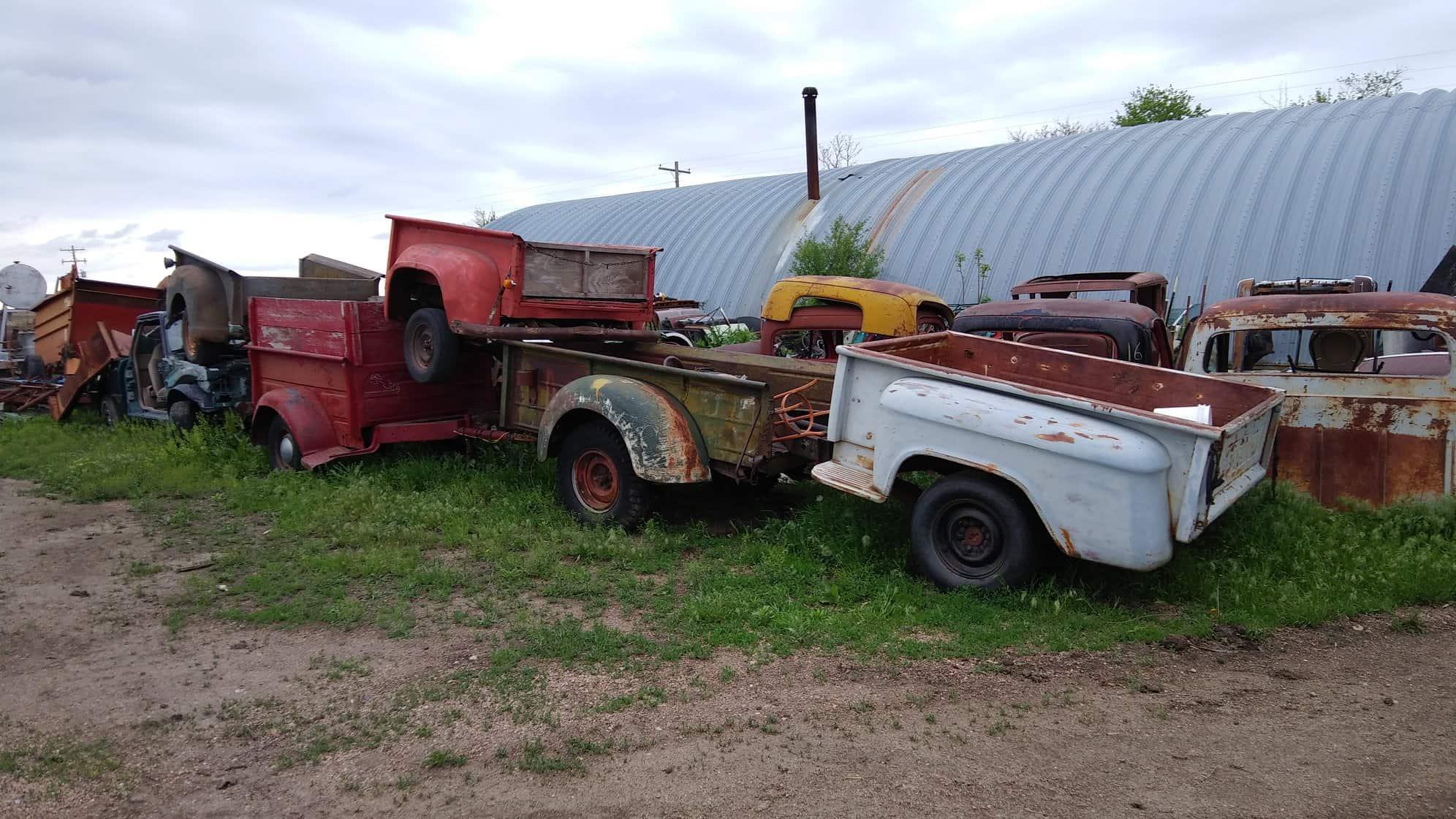 Classic Truck Beds For Sale In Harvard Nebraska