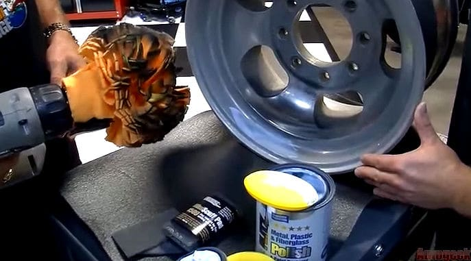 How To Polish Aluminum Wheels To Look Like Chrome