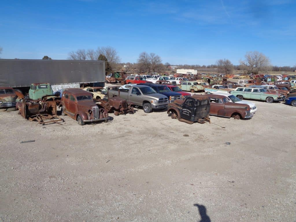 Classic Cars and Trucks For Sale - Great Bend, Kansas ~ Page 2 of 5