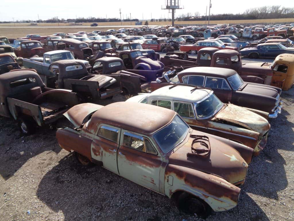 Classic Cars and Trucks For Sale - Great Bend, Kansas ~ Page 4 of 5