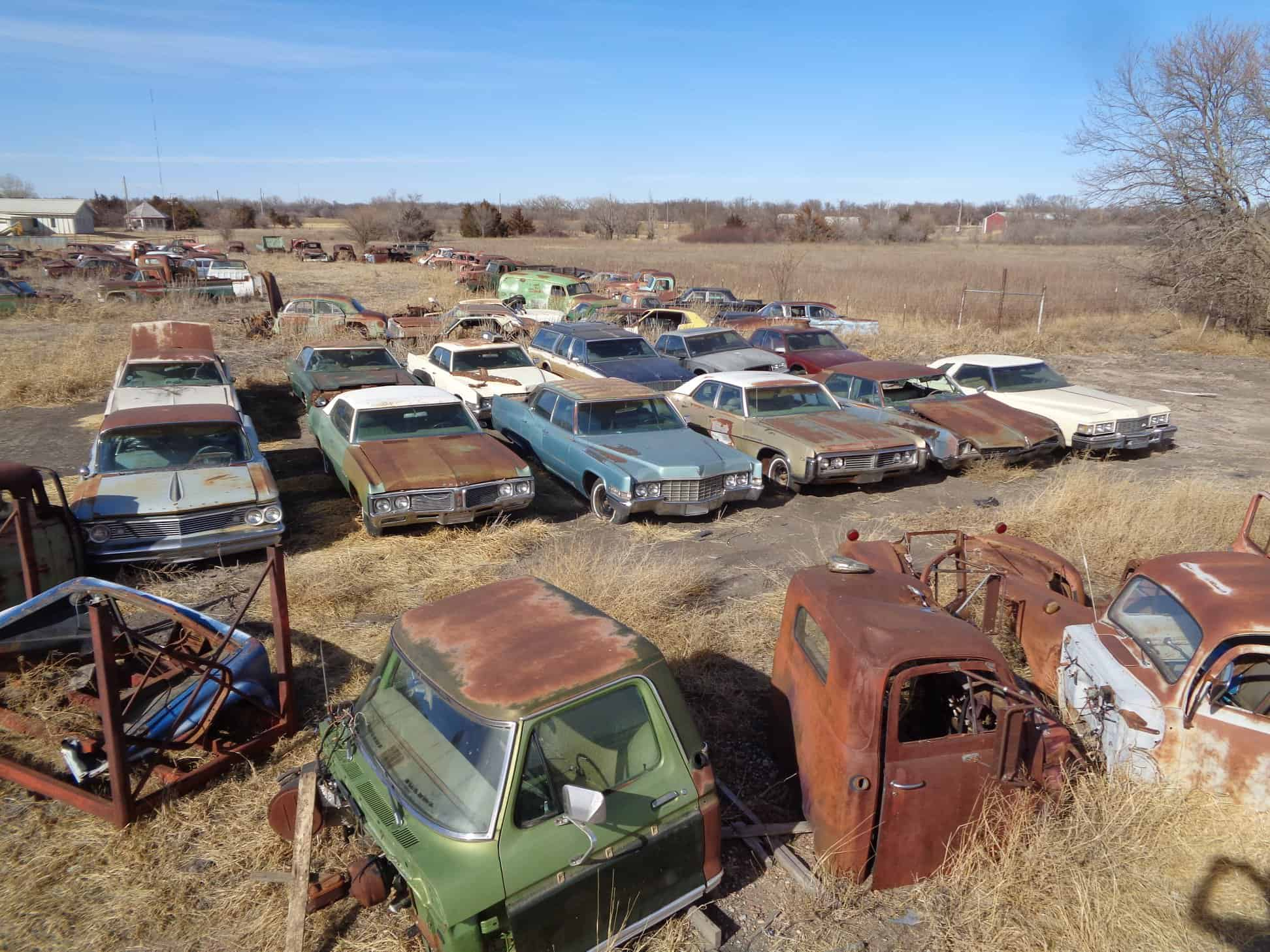 Classic Cars and Trucks For Sale - Great Bend, Kansas