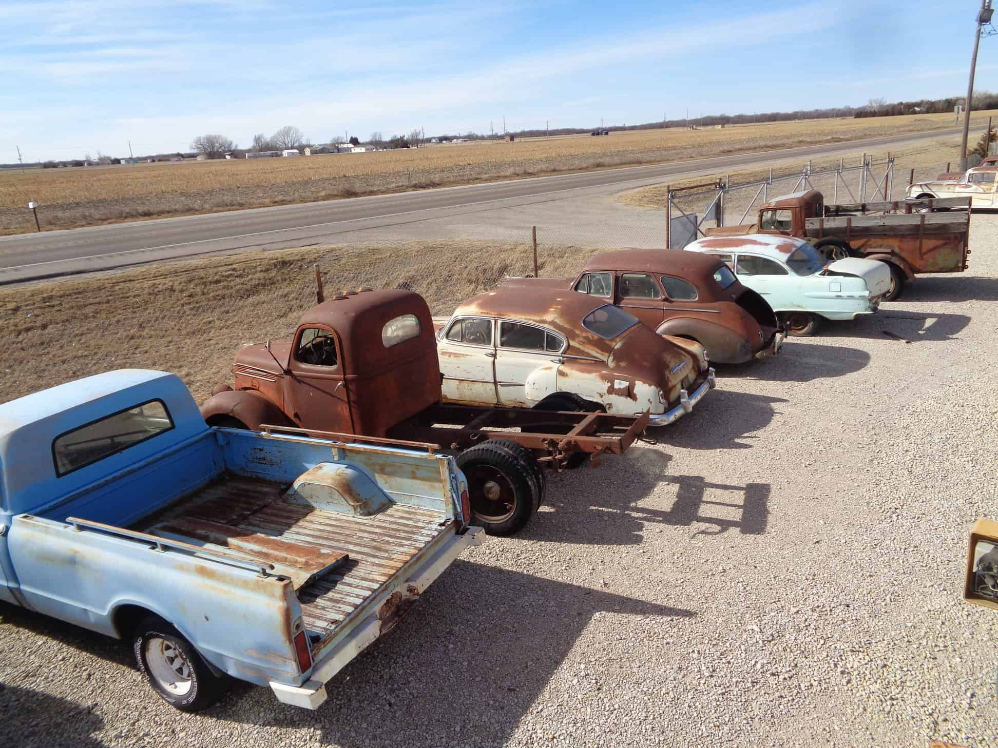 Classic Cars And Trucks For Sale Great Bend Kansas Page 3 Of 5