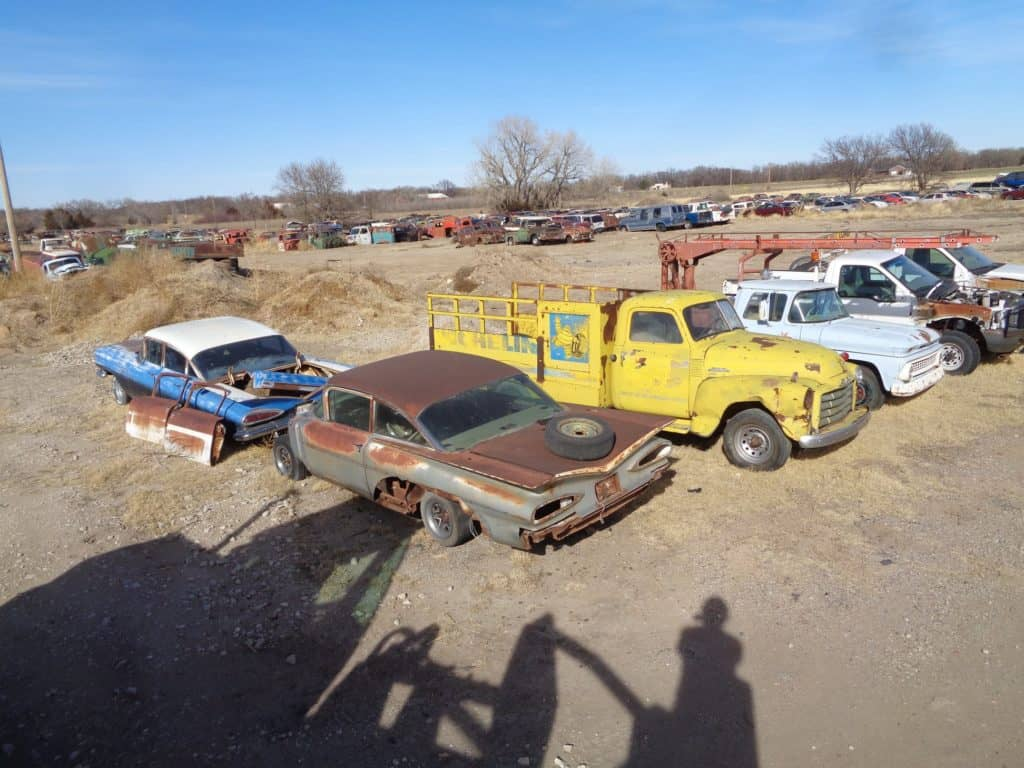 Classic Cars and Trucks For Sale - Great Bend, Kansas ~ Page 5 of 5
