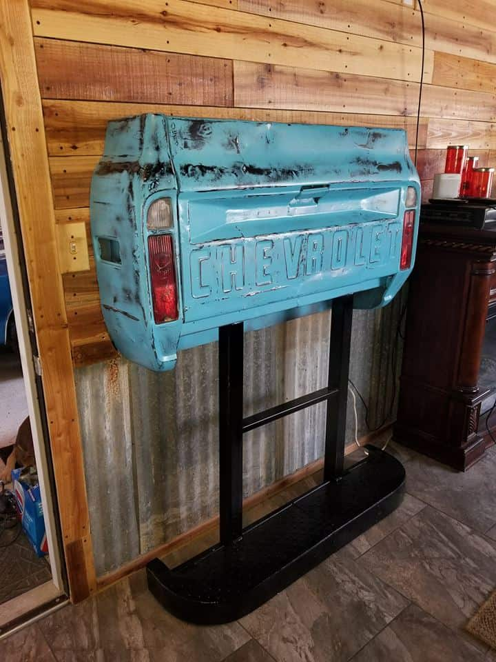 Vehicular Furnishings and Automotive Decor by Jeweled Up Junk